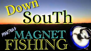 MAGNET FISHING for hidden RIVER TREASURE