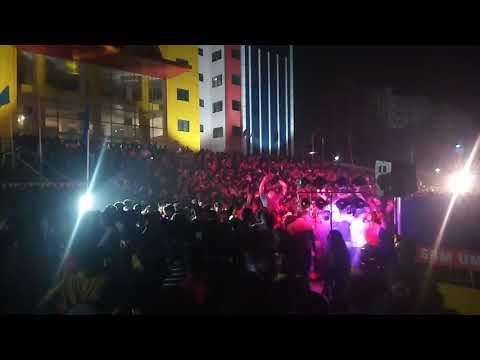 S R M university Chennai tech park Dj performance Enjoy at