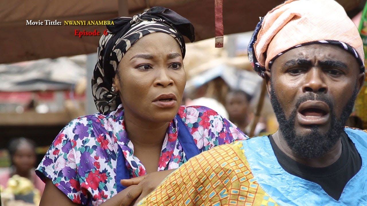 Download Nwanyi Anambra na  imo 6 || 2019 nollywood movies || chief the intruder gang up against maggi