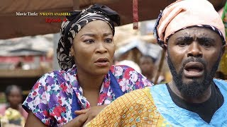 Nwanyi Anambra na  imo 6  2019 nollywood movies  chief the intruder gang up against maggi