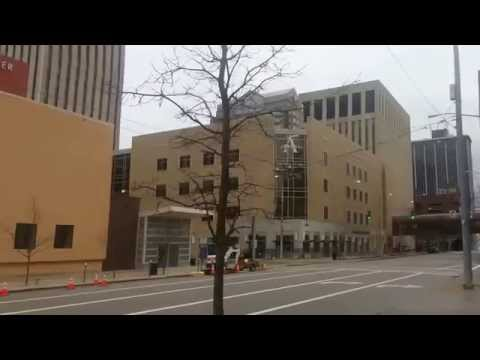 Welcome to Ghost Town, USA, AKA Downtown Dayton, Ohio. Part 2