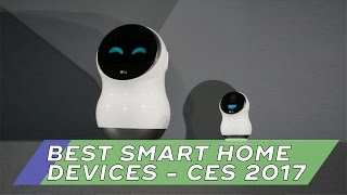 Best Smart Home Devices of CES 2017