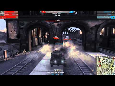 [Week 2 - Final] HORSEMAN vs B-Gaming Little Tankers