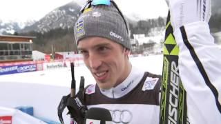 Calle Halfvarsson om VM-formen och norske konkurrenten - TV4 Sport