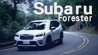 Subaru Forester 多一雙眼睛守護你 試駕 - 廖怡塵【全民瘋車Bar】102