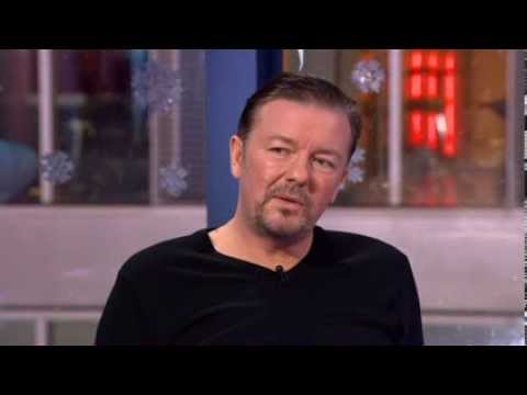 Ricky Gervais Interview BBC The One Show December 2013