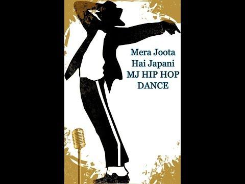 Manpreet Bhardwaj Mera joota hai Japani MJ Hip hop Dance Choreography and  contact no 7986364168