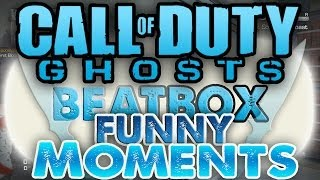 MOTHER F**KIN ANIMALS! - Beatbox Funny Moments #1 (COD GHOSTS)