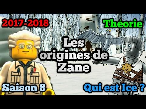 Lego ninjago saison 8 les origines de zane th orie - Ninjago saison 2 ...