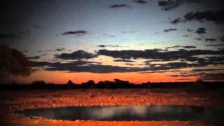 Etosha — Before the Rains