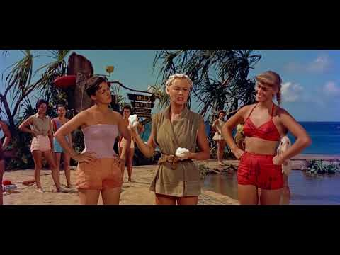 """South Pacific 60th Anniversary (1958) - """"I'm Gonna Wash That Man Right Out of My Hair"""" Clip"""