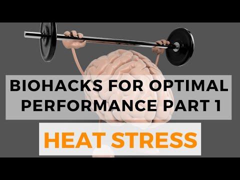 Biohacks for Optimal Performance: Heat Stress