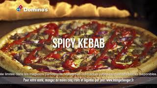 Découvrez les pizzas Spicy de Domi...