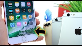 how to hide the dock in ios 1031 1032 no jailbreak required iphone plus models