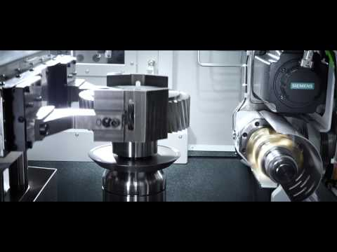 Liebherr - The ChamferCut process
