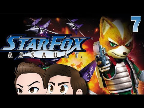 Star Fox Assault: Epic Movie Reference - EPISODE 7 - Friends Without Benefits