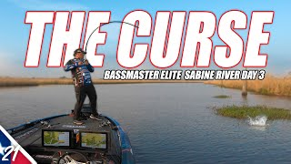 The Curse of the Cut - Bassmaster Elite Sabine River Day 3 - Unfinished Family Business Ep.21 (4K)