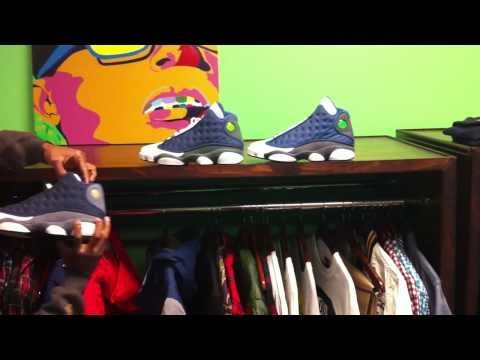 47a1d65e02c4 Air Jordan 13 XIII Flint Comparison by Sneaker Dave - YouTube