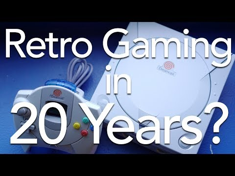 Retro Gaming in 20 Years | This Does Not Compute Podcast #49