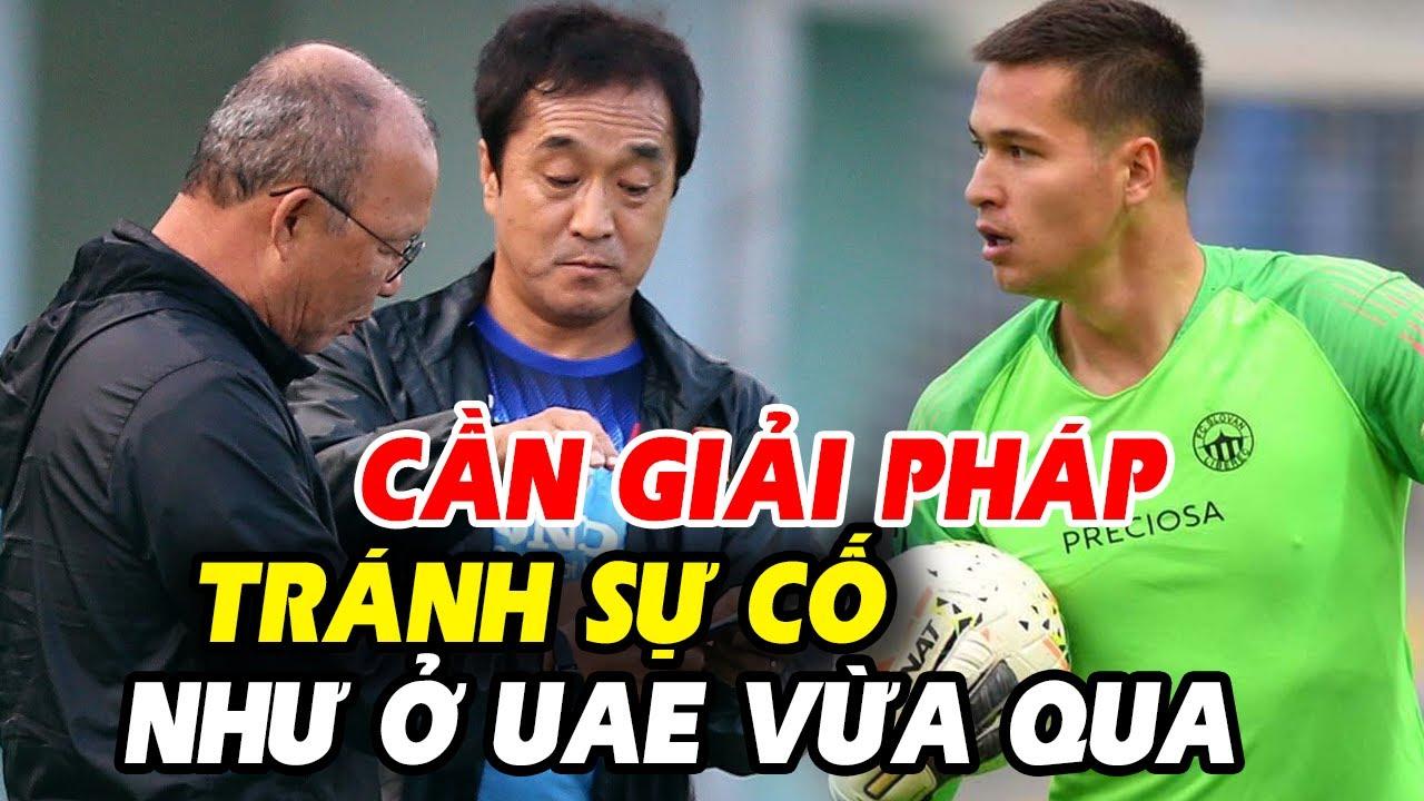 """🔥Thầy Park lên """"kế hoạch đặc biệt"""" với Filip Nguyễn? HLV Thái Lan nguy cơ bị đuổi"""