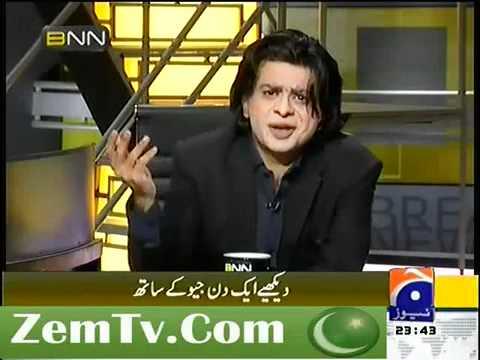 Shahrukh Khan Vs Sahir Lodhi - Parody by BNN Team - funnyblips