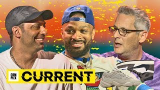 Joe La Puma, P.J. Tucker and Jon Wexler on Who's More Influential in Sneakers | Complex Current