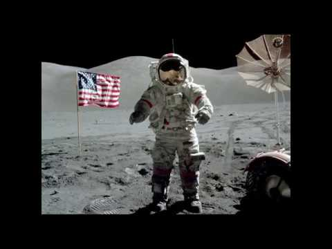 """""""The Last Man On The Moon"""": God's Front Porch"""