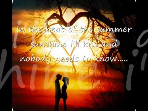 The corrs summer sunshine lyrics