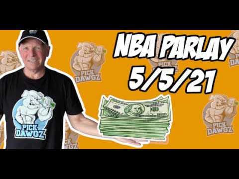 Free NBA Parlay Mitch's NBA Parlay for 5/5/21 NBA Pick and Prediction