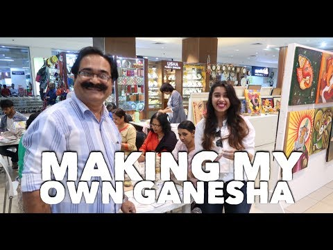Making My Own Ganesha | Event In Bhopal
