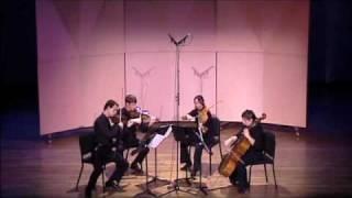 """Dvorak - String Quartet No. 12 """"American"""" - IV. Finale: Vivace ma non troppo"""