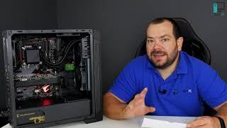 Komputer wydajny ale NIE choinka