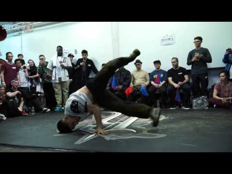 Mowgly vs Spin // .stance // UK Bboy Champs 2017 // Day 1