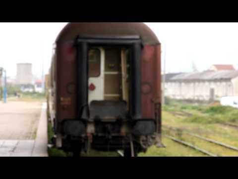 HSH train Albania departs from Tirana