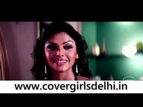 Sexy Dusky Busty Sherlyn Chopra's Hot...