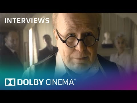 Darkest Hour: Director Joe Wright Discusses Dolby Vision And Dolby Atmos | Interview | Dolby