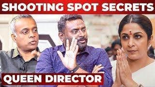 Did GVM and I have Ego Issues on Shooting? – Director Prasath Murugesan Interview | Queen