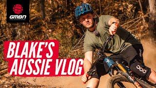 Mountain Biking Down Under! | Blake's Australia Vlog