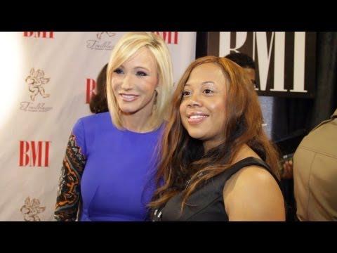 Pastor Paula White Shares Kind Words For 2013 BMI Trailblazers