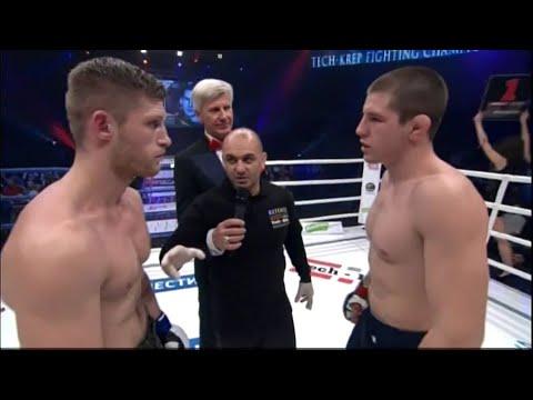 Василий Зубков vs. Максим Швец   Vasiliy Zubkov vs. Maxim Shvets   TKFC
