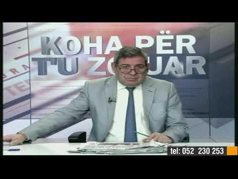 """15 nëntor, 2017 """"Telefonatat e Teleshikuesve"""" në News24 - """"Koha për t'u zgjuar"""" nga Bashkim Hoxha"""