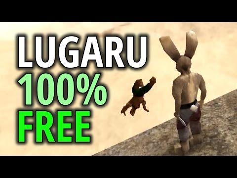 Lugaru HD FULLY OPEN SOURCE | ALL CC-BY-SA ART ASSETS