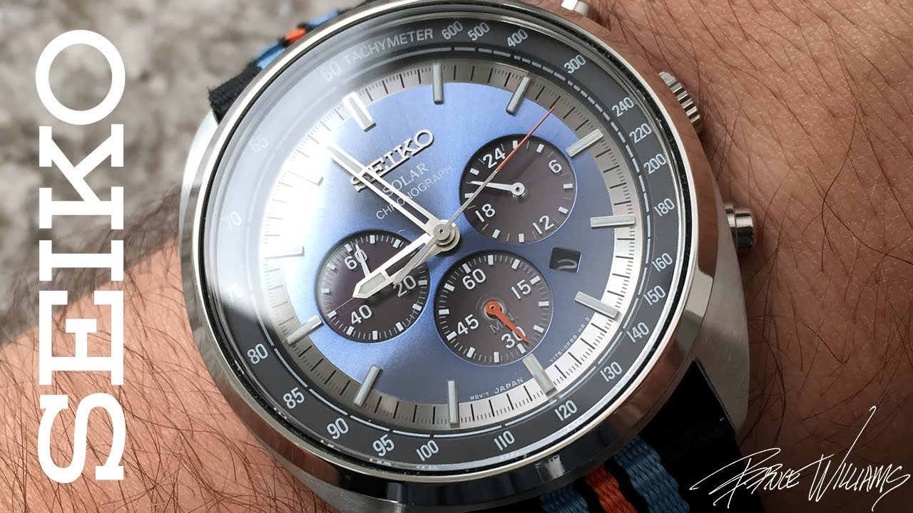 Seiko Ssc667 Solar Chronograph A Refreshing Recraft