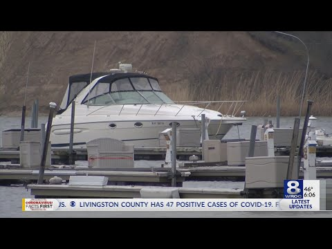 Governor's Office: New York's Private Marinas, Boatyards Can Re-open