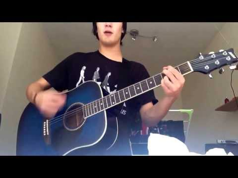 Wasting Time (Eternal Summer) - Four Year Strong Cover by Danny Heath