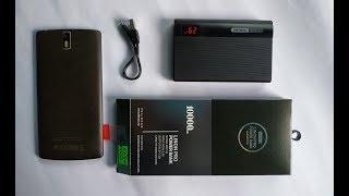 Remax 10000MAH Power Bank-RPP 53 Review ১২০০টাকায় চমৎকার পাওয়ার ব্যাংক !!