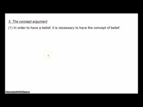 Philosophy of Mind - Animal Minds 1