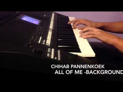 all of me  background music