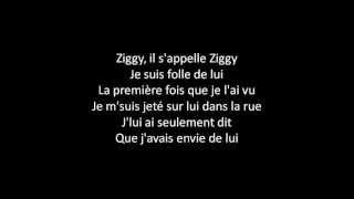 """Paroles du célèbres tube """"Ziggy"""" de Céline Dion (connu également so..."""