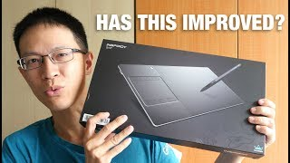 Review: Huion Inspiroy G10T (2nd gen) Wireless Graphics Tablet
